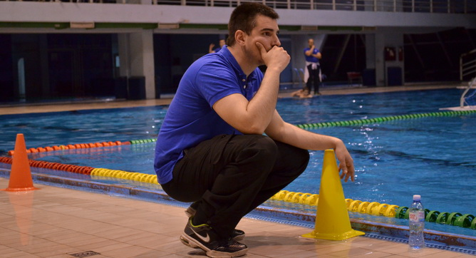trener Blagojevic - Banjica